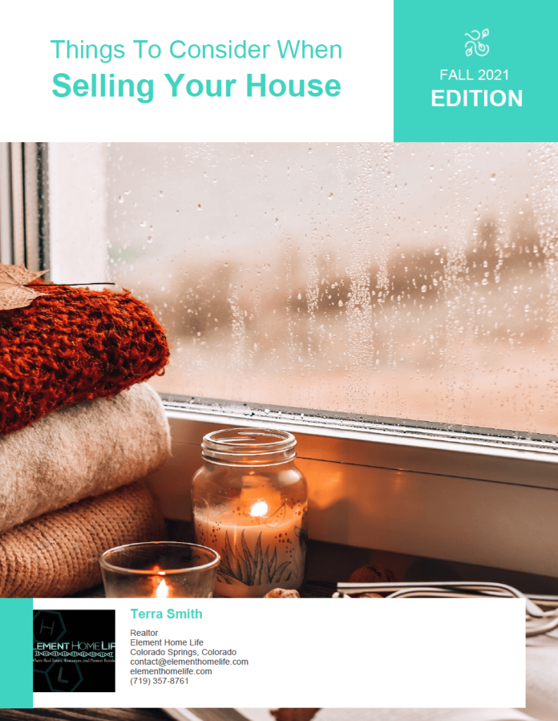 selling your house element home life